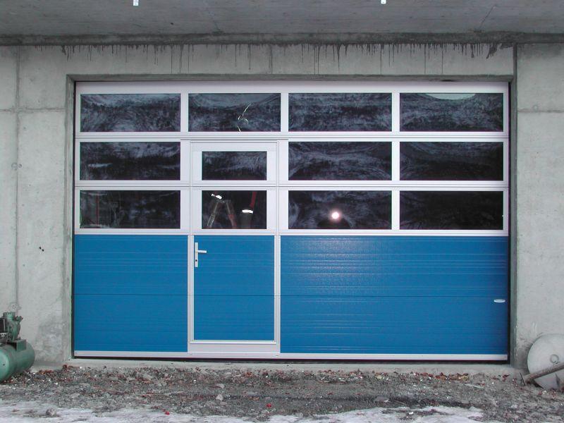 Türen tore  Fenster Türen Tore Garagentore | Boss Metallbau